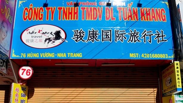 Người Trung Quốc đến quá đông:Tổng Cục Du lịch chỉ đạo nóng...