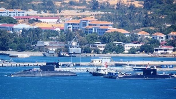Mời tàu Trung Quốc vào Cam Ranh