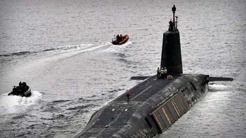 Bí mật bên trong tàu ngầm hạt nhân lớp Vanguard của Anh