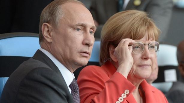 Đức nói ngược muốn thân Nga