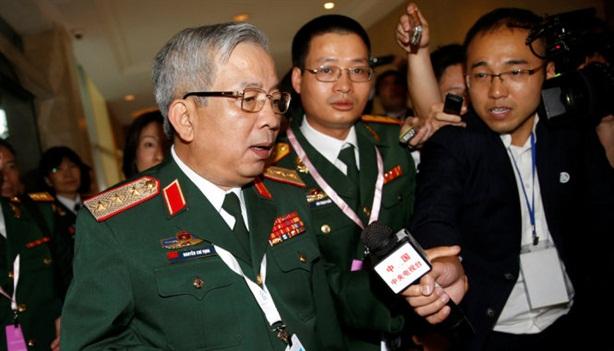 Tướng Vịnh: Phản đối sự can dự dẫn đến xung đột