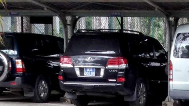Người đề xuất mua dàn 4 xe Lexus phân trần