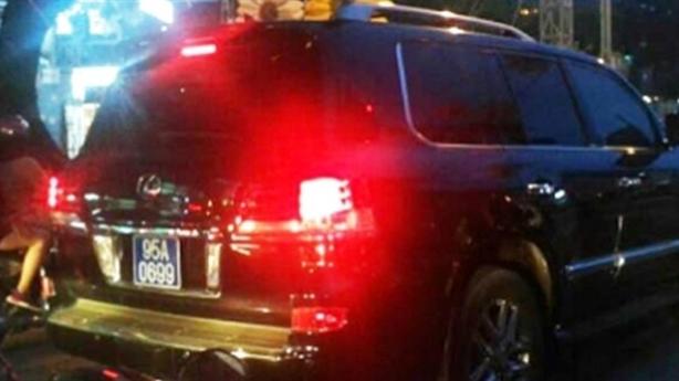 PCT Hậu Giang mượn xe bà con, thuê làm lái xe...