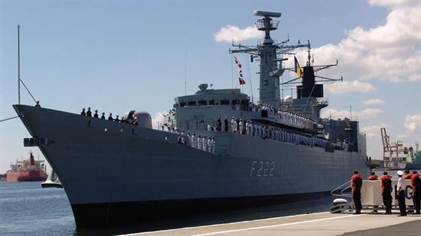 Khinh hạm lớn nhất thế giới của Hải quân Đức