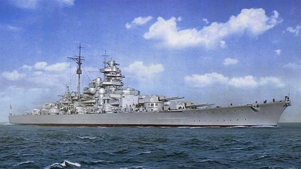 Khiến Kilo lộ diện và chiến công đánh chìm Bismark của Anh