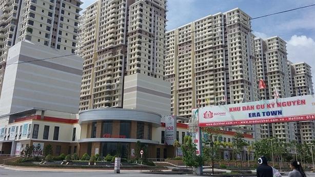 Giá nhà đất, căn hộ khu Nam TPHCM rục rịch tăng giá