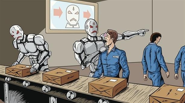 Nhân công giá rẻ mất việc vì robot