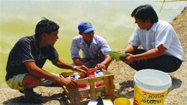 Xuất khẩu thủy sản gặp nguy vì mối lo hóa chất