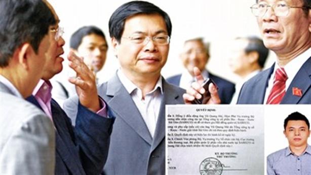 Bổ nhiệm ông Vũ Quang Hải: Thêm khẳng định đúng quy trình