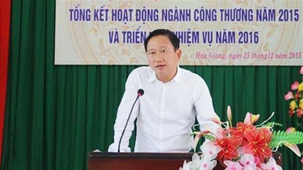 Ông Trịnh Xuân Thanh cân nhắc thôi làm Đại biểu Quốc hội