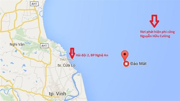 Tin mới vụ tìm thấy thi thể phi công Trần Quang Khải