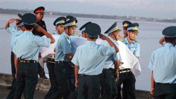 Nguyện vọng của gia đình Thượng tá Trần Quang Khải