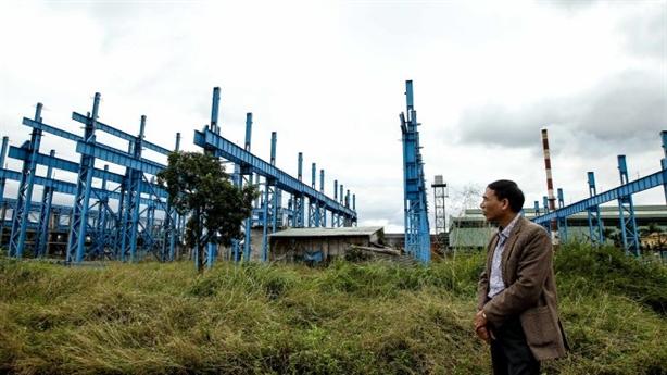Dự án thép nghìn tỷ Thái Nguyên: Ai dám mua?