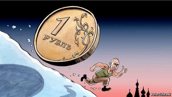 Kinh tế Nga thoát hiểm thần kỳ hay tụt dốc thảm hại?