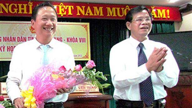 UBKT TW xem xét quy trình bầu PCT Trịnh Xuân Thanh
