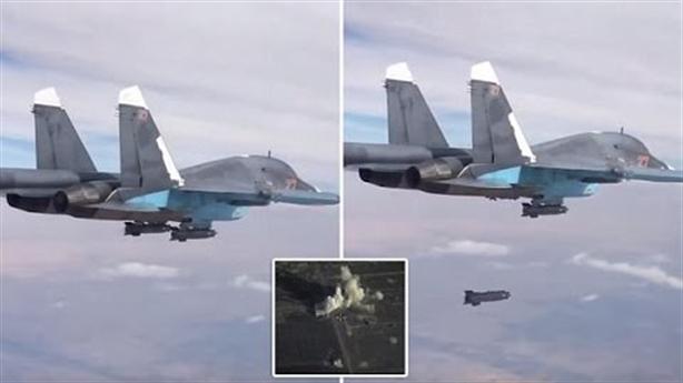 Su-34 đánh úp F/A-18: Tướng Mỹ nói ngược