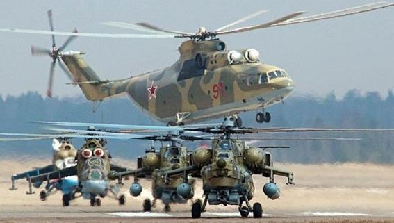 Vẻn vẹn 1 năm, Nga thay hết động cơ trực thăng Ukraine