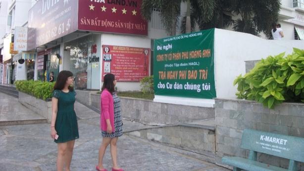 Ông Nguyễn Văn Đực:Trả lại phí bảo trì chung cư cho dân