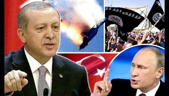 Vì sao Erdogan bất ngờ nhún nhường xin lỗi Nga vụ Su-24?