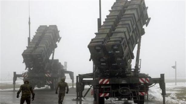 Đài Loan thử tên lửa Mỹ trong tình hình nóng