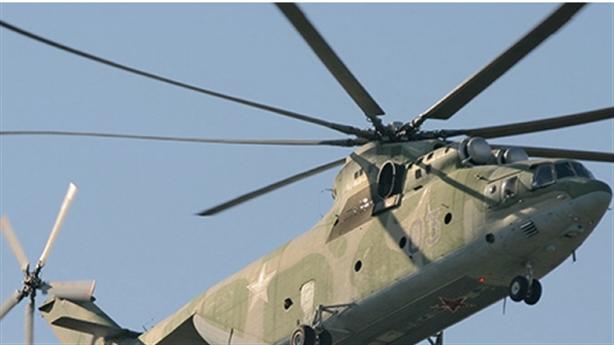 Top 5 trực thăng vận tải quân sự: Mi-26 vẫn vô địch