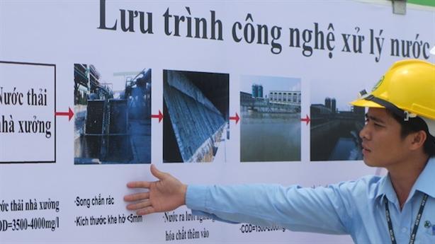 Nhà máy bức tử sông Hậu: Nhìn Formosa, Lee&Man vẫn không sợ?