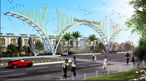 Emeral Home Resort-Dự án tiềm năng hút đầu tư ở Phú Quốc