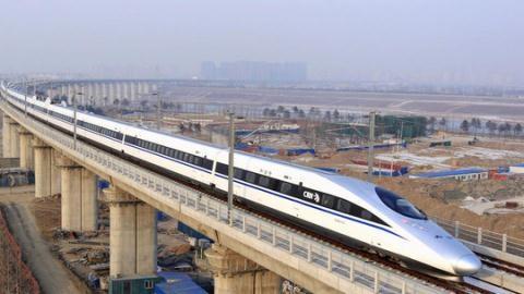 Ba tỉnh mong đường sắt tới Trung Quốc: Chở hàng Trung Quốc