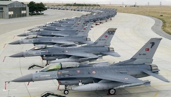 Thổ cảnh cáo Mỹ-NATO, cho máy bay Nga vào căn cứ Incirlik?