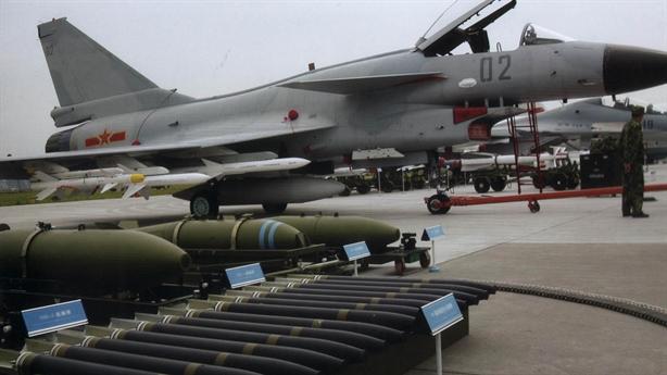 Nhật lo EU bán chui vũ khí cho Trung Quốc