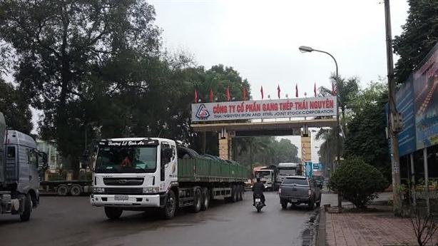 Gang thép Thái Nguyên gửi đơn cầu cứu Tổng cục Hải quan