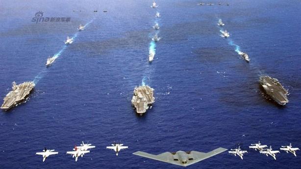 Hạm đội tàu sân bay Mỹ: Đã đến thời 'mạt vận'