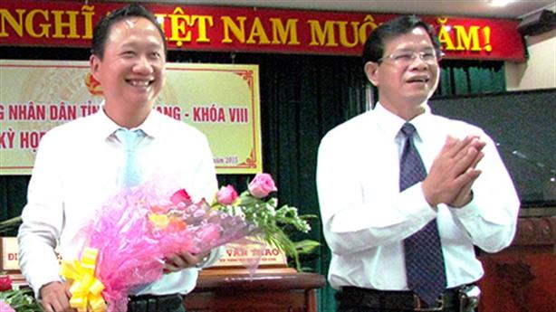 Xác minh tư cách đại biểu Trịnh Xuân Thanh: Chờ kết quả