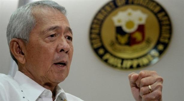 Philippines đổi lời về bắt tay với Trung Quốc trên Biển Đông