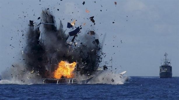 Hải quân Thái bắn tàu cá Việt
