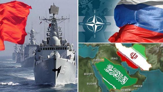 Ám ảnh chiến tranh tương lai:Trung Quốc khiến Biển Đông sôi sục