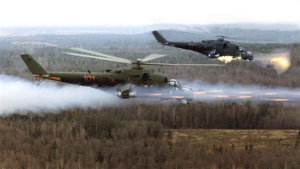 Hậu Mi-35M: Chiến thuật lưới lửa tầm thấp Nga phá sản