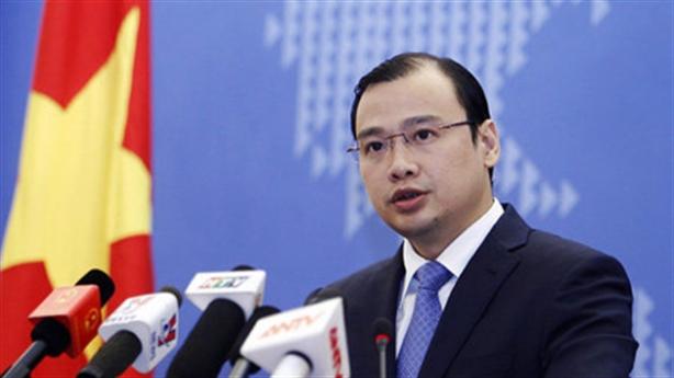 Yêu cầu Trung Quốc bồi thường cho ngư dân Quảng Ngãi