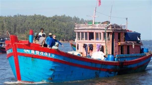 Tàu Trung Quốc đâm chìm tàu ngư dân: Lời người thoát nạn