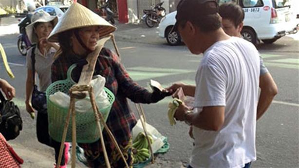 Đà Nẵng đang làm gì sau vụ 'bắt nạt' chị bán chuối?