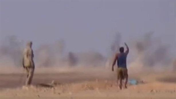 Máy bay Nga ném bom trại tị nạn dọc biên giới Jordan-Syria?