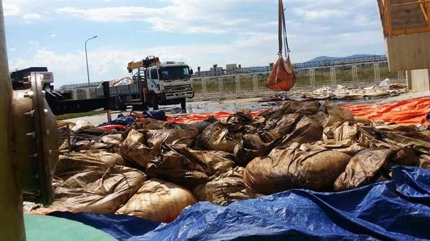 Formosa chôn chất thải đầu nguồn nước: Thêm nhiều uẩn khúc