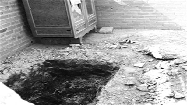 Chồng giết vợ chôn xác trong nhà: Chồng mặt tỉnh bơ