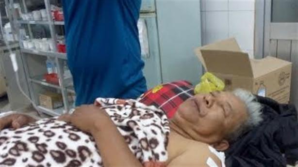 Phó trưởng công an bị đâm: Nghĩ dân đến báo án