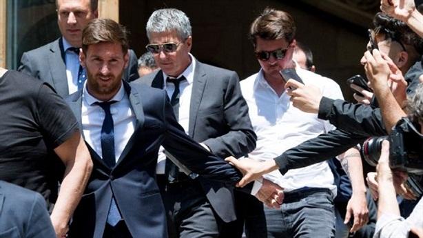 Leo Messi trốn thuế vẫn vĩ đại