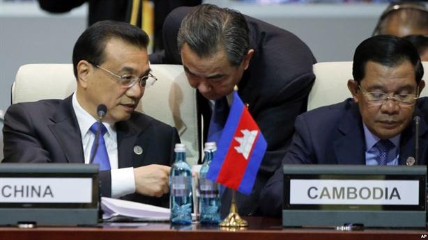 Trung Quốc ngẫu nhiên tặng quà lớn cho Campuchia?
