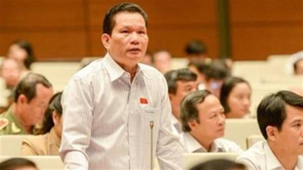 Đại biểu Quốc hội nói về vụ ông Vũ Huy Hoàng