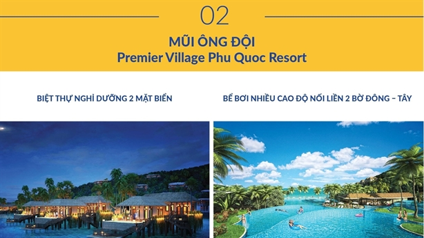 {Infographic} Khám phá thiên đường nghỉ dưỡng phía Nam Phú Quốc