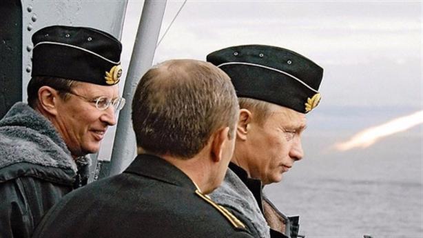 Nga tăng cường sức mạnh ở Bắc Cực răn đe Mỹ, Trung?