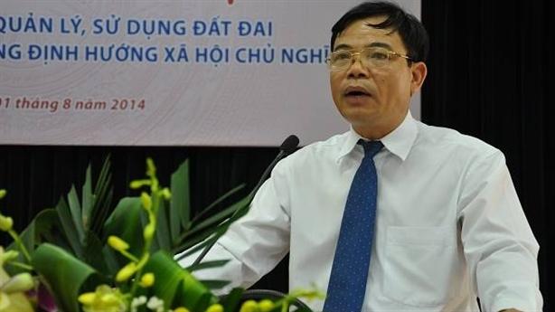 Giới thiệu ông Nguyễn Xuân Cường làm Bộ trưởng NN&PTNT